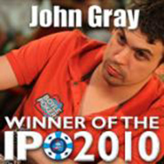 John Gray wins International Poker Open