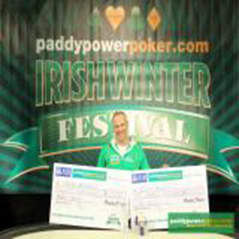 John Keown wins Irish Winter Festival