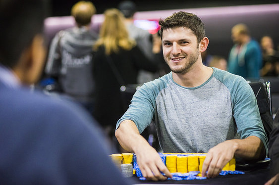 Jonathan Jaffe Leads WPT Montreal