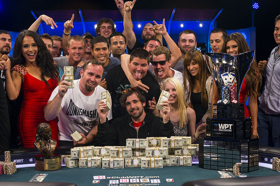 Cristos Crowned WPT Champion