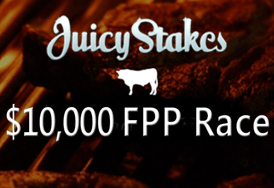$10,000 to be Won in Juicy Stakes' FPP Race