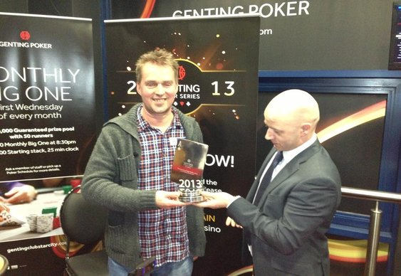 2014 Genting Poker Series Starts Today