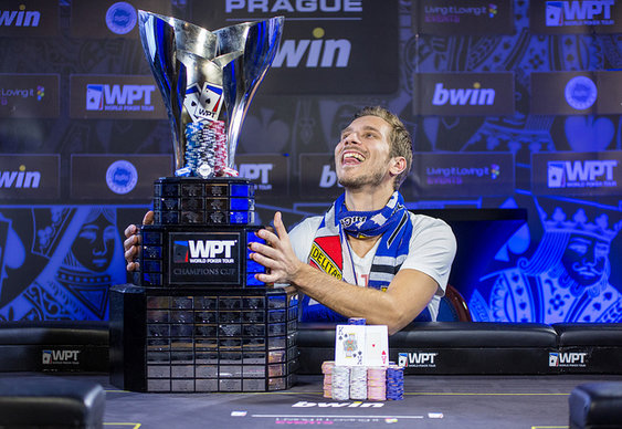 Julian Thomas Wins WPT Prague Main Event