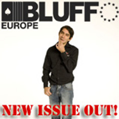 July Issue Of Bluff Europe Out Now