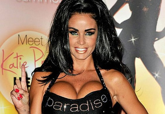 Katie Price Amongst Britain's Top Bluffers
