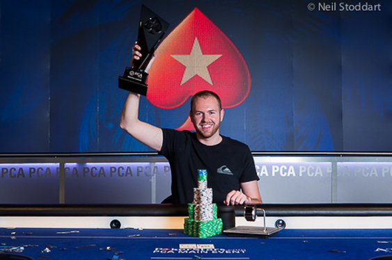 Kevin Schulz Wins PCA Main Event