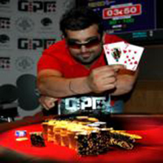 Kuljinder Sidhu wins GUKPT Manchester