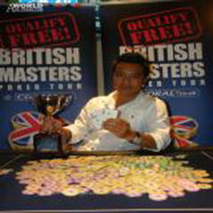 Lam Trinh wins Coral Masters Nottingham
