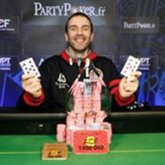 Laurent Polito Wins WPT National Paris