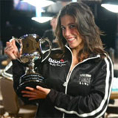 Leo Margets beats Vicky Coren for EPT Ladies' title