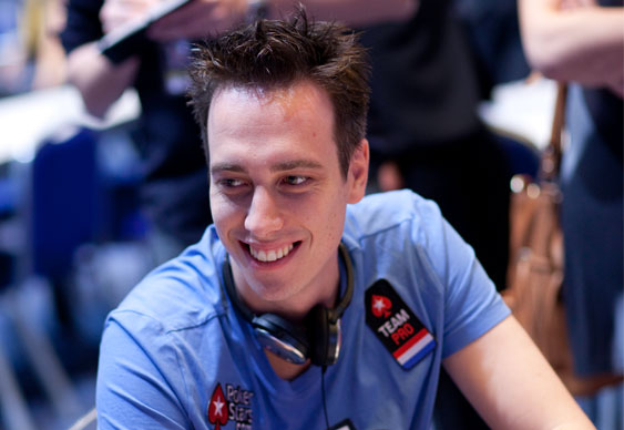 WSOP 2011 – Lex Veldhuis leading $1,000 NL event after Day 1