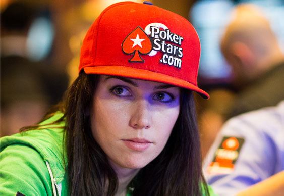 Liv Boeree Amongst Leaders in UKIPT Edinburgh Finale