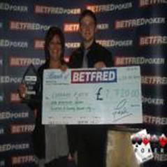 Lorraine Firth wins Betfred Ladies Leeds
