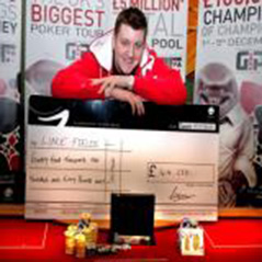 Luke Fields is the GUKPT Champion of Champions
