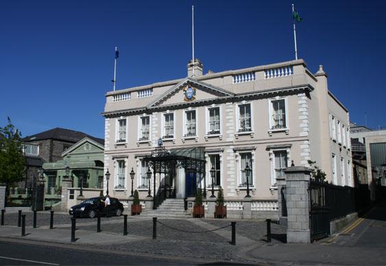 Noel McMahon Heads UKIPT Dublin