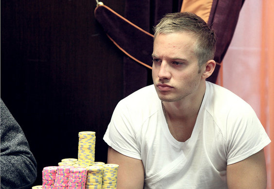 Jacobson Leads WSOP Main Event's Penultimate Session