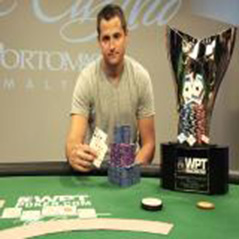 Matt Giannetti wins WPT Malta