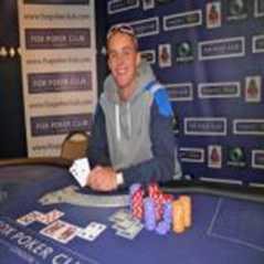 Matthew Scott wins July Fox Poker Club Main Event