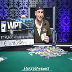 McLean Karr wins World Poker Tour Vienna High Roller