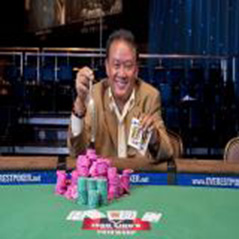 "Event#10 - Men ""The Master"" Nguyen wins seventh WSOP bracelet"