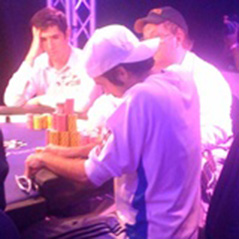 World Series of Poker Europe Final Table Set