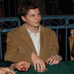 "Michael ""Superbad"" Cera is ""a shark"" at poker"