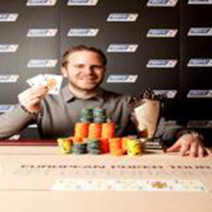 Michael Tureniec wins EPT Copenhagen