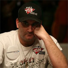Mike Matusow and Ted Forrest in weight loss bet
