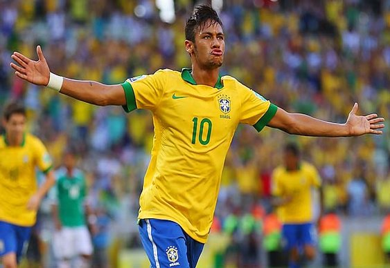 Neymar Turns off Brazil Match, Plays Poker Instead