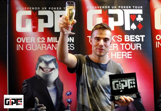 Oliver Price Wins GUKPT London