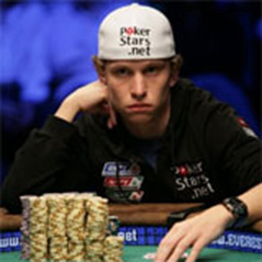 Eastgate and Holden among leaders in $1.5k NLHE