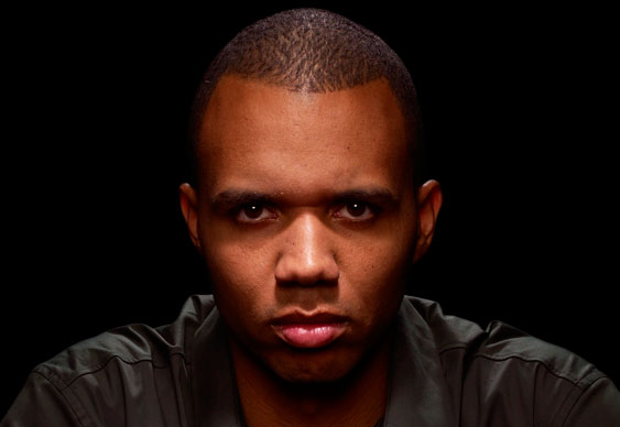 Phil Ivey Buffs Up