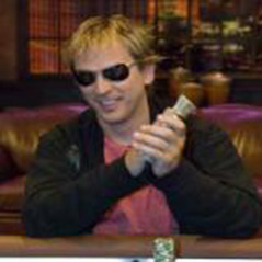 Phil Laak begins world record poker session attempt