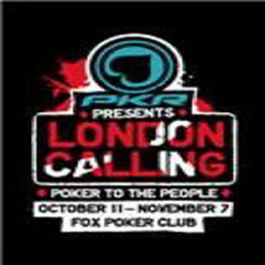 London Calling Main Event starts today