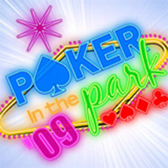 Poker in the Park lecture and tournament schedules confirmed