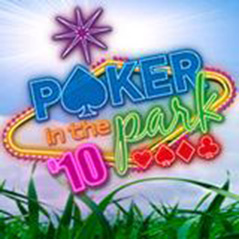 Poker in the Park begins at 4pm today!