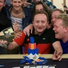 Marius Pospiech wins PokerStars Snowfest