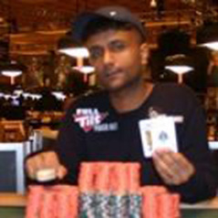 Event#5 – Praz Bansi win $1,500 No Limit Hold'em bracelet
