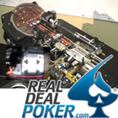 Win a seat to the WSOP Main Event courtesy of RealDealPoker.com