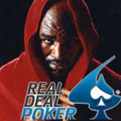 Face off against Evander Holyfield at Poker in the Park
