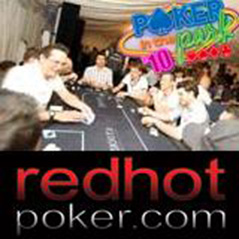 RedHotPoker.com to host Poker in the Park sit n go marquee