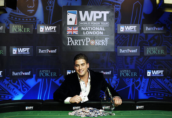 Reece is London's National WPT Champ