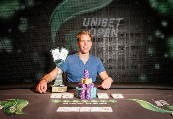 Rens Feenstra wins Unibet Open Riga