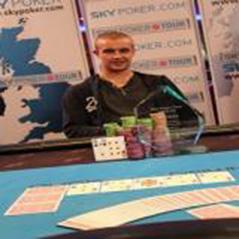 Rob Shiell wins Sky Poker Tour Grand Final
