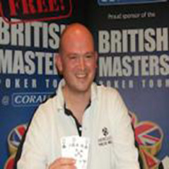Ross Johnson wins Coral British Masters Poker Tour Leeds