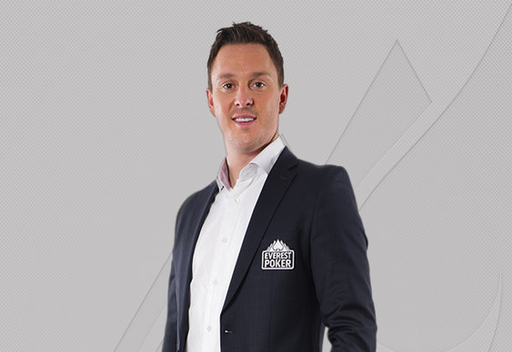 Sam Trickett Parts with Everest Poker