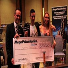 Bernabeu wins Mega Poker Series Madrid