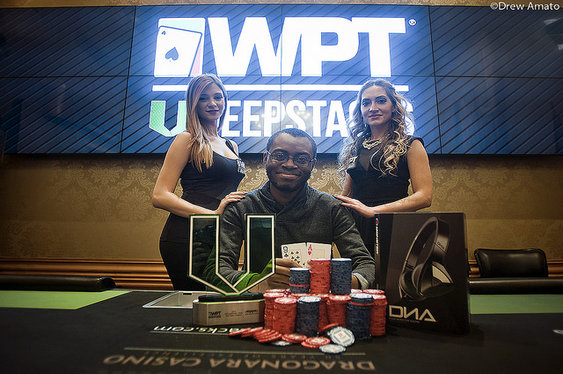 Sesay Wins First WPTDeepStacks