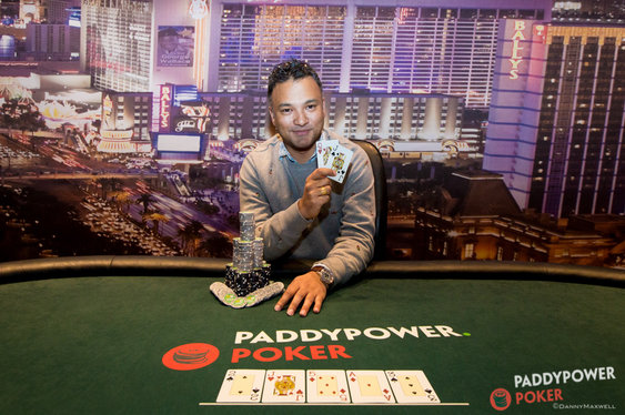 Shah Athar Takes Madchester Open