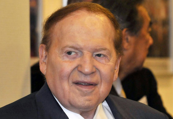 Sheldon Adelson Flaws Exposed